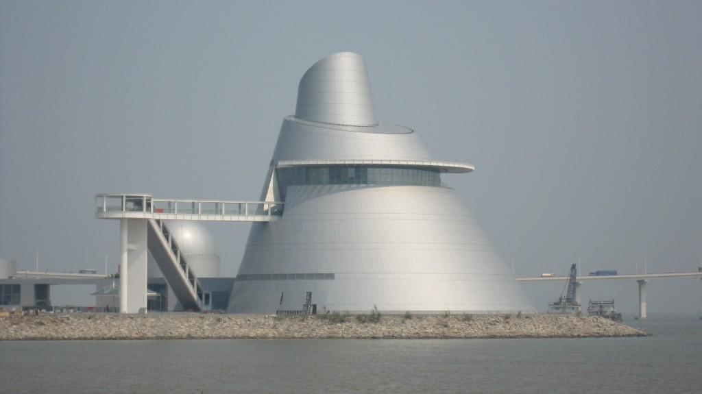 I M Pei Macao Science Center Contemporary Design