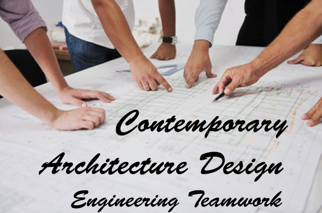 architecture engineering design contemporary teamwork