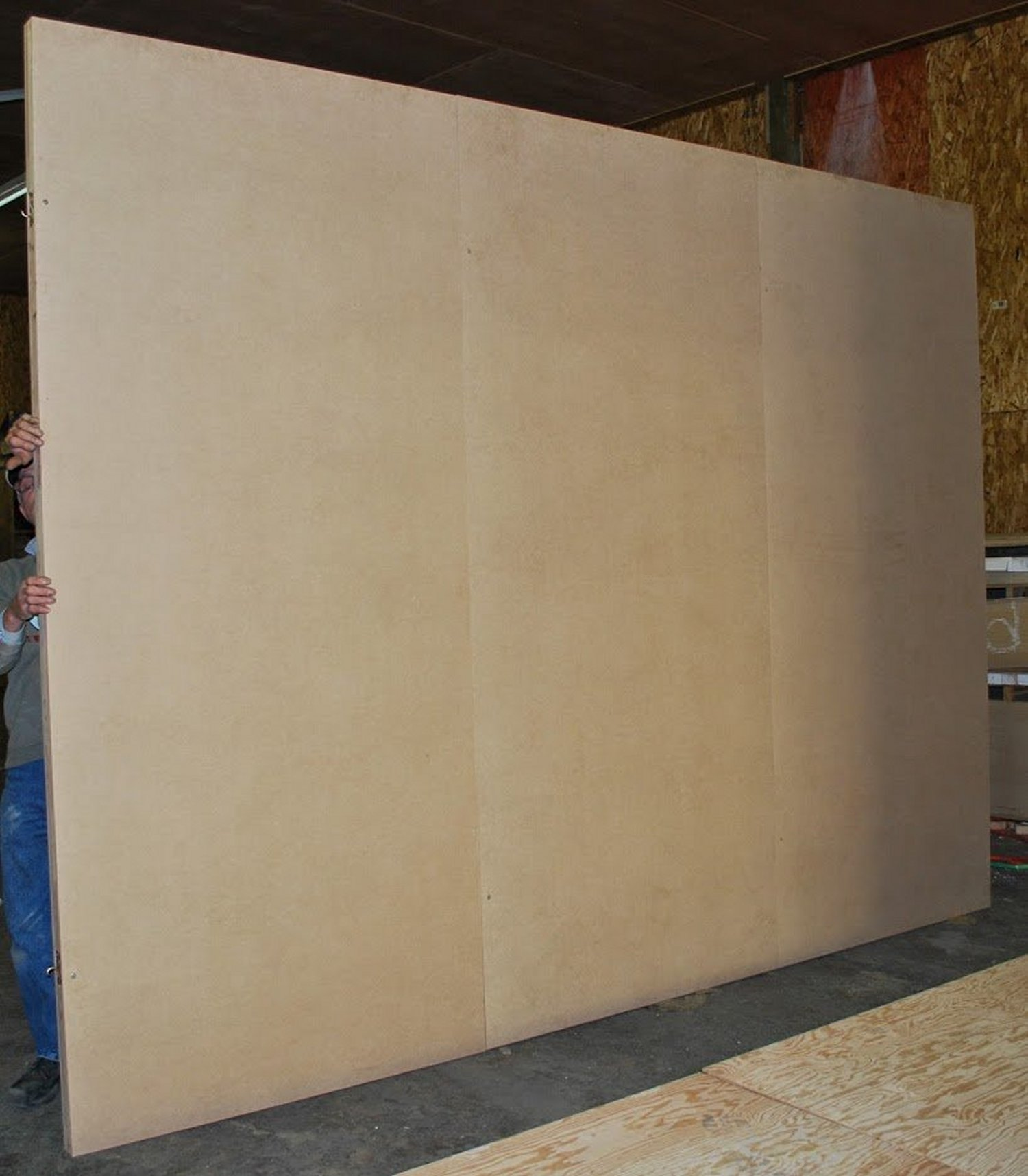 Modular Homes Insulated Torsion Box Wall Panels