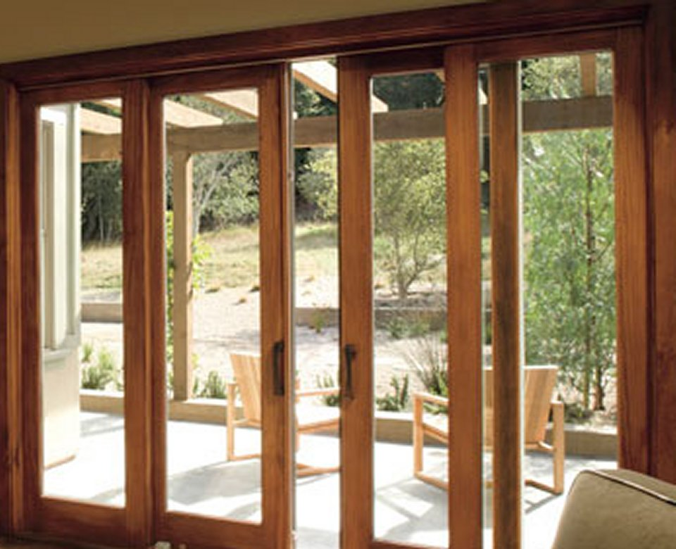 Architectural sliding door contemporary architect design for Sliding glass door to french door