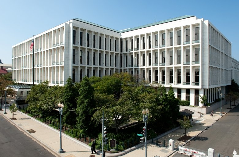 Architectural Engineering Hart Senate Office Building