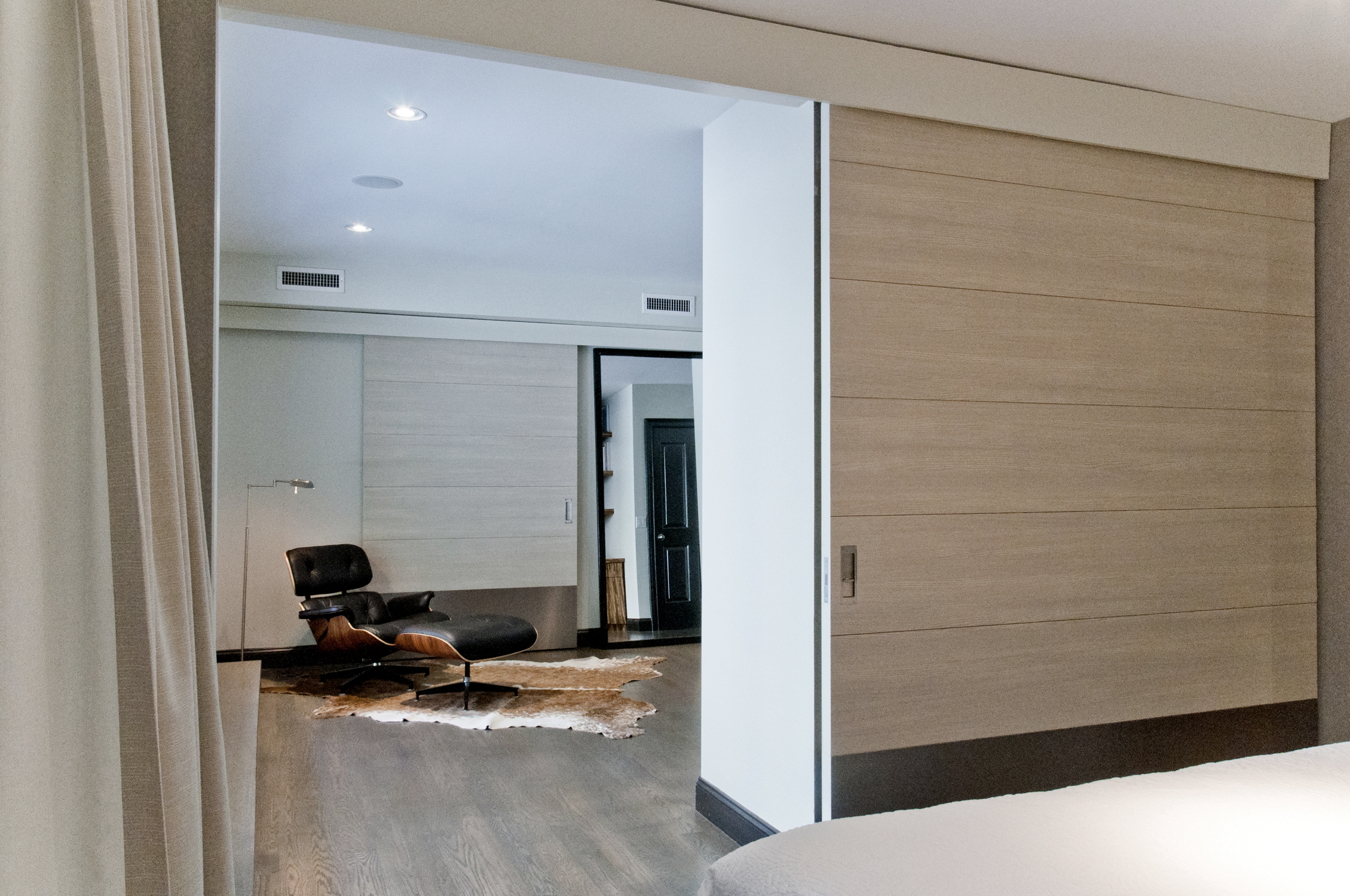 Room Parions Insulated Architectural Sliding