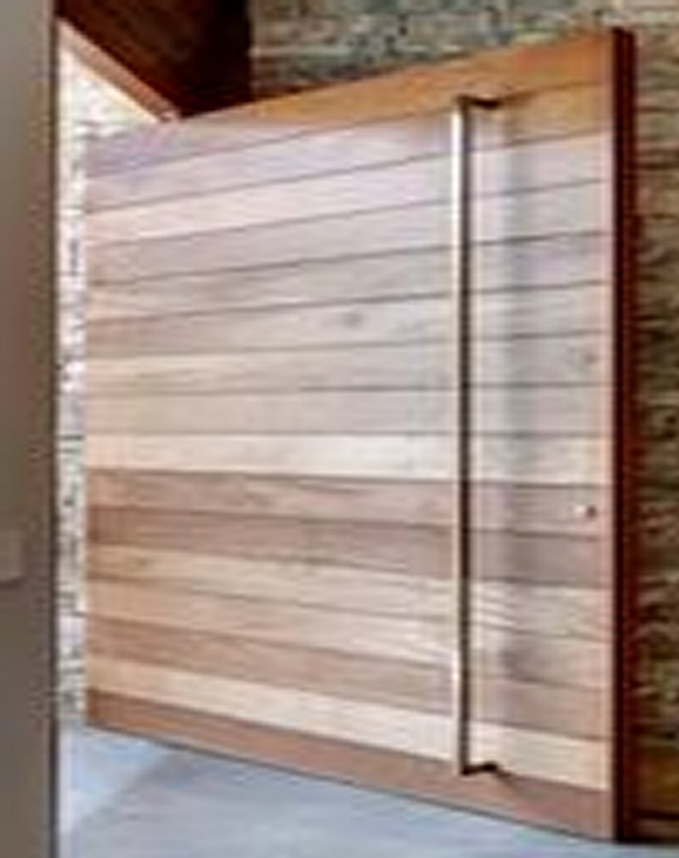 Architectural Wood Pivot Door Custom Pivot Doors