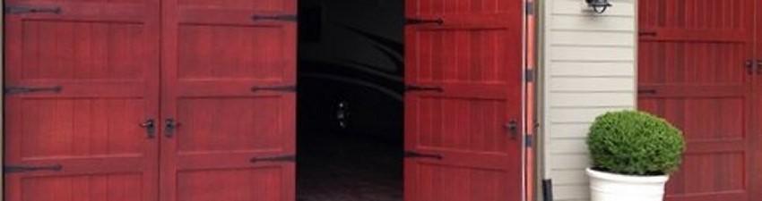 Bi Fold Carriage Doors 16 Ft X 8 Ft Insulated Wood