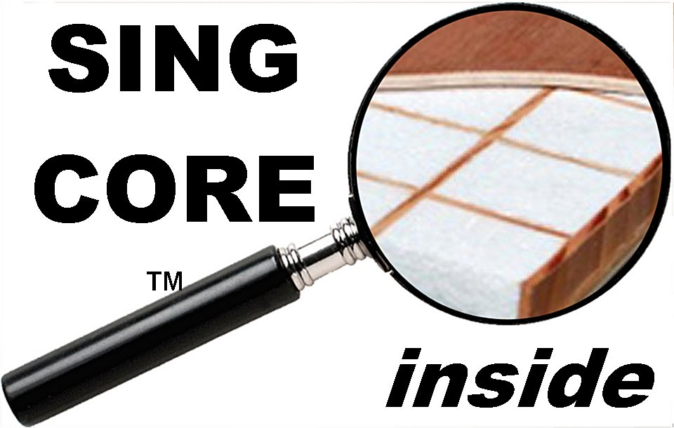 Patented Sing Core Inside