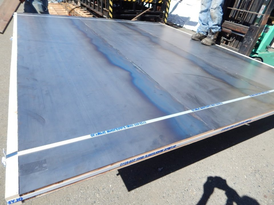 Hot Rolled Steel Panels Contemporary Architecture