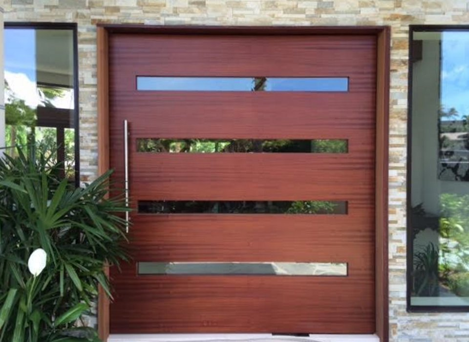 modern house design weatherproof large exterior pivot door insulated 50 yr warp free guarantee