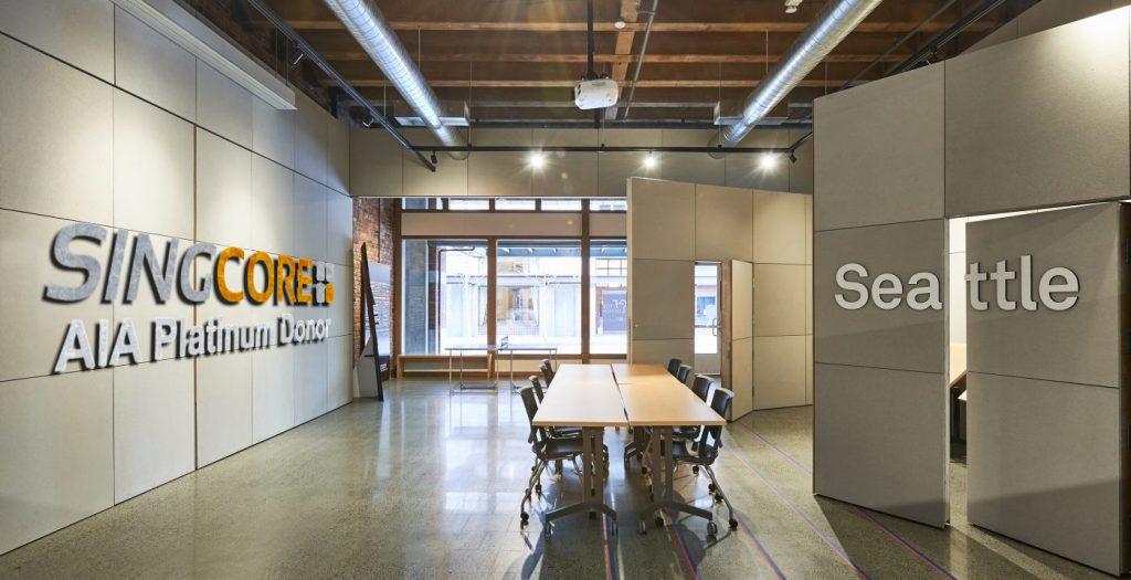 AIA Platinum Donor Seattle Design Center