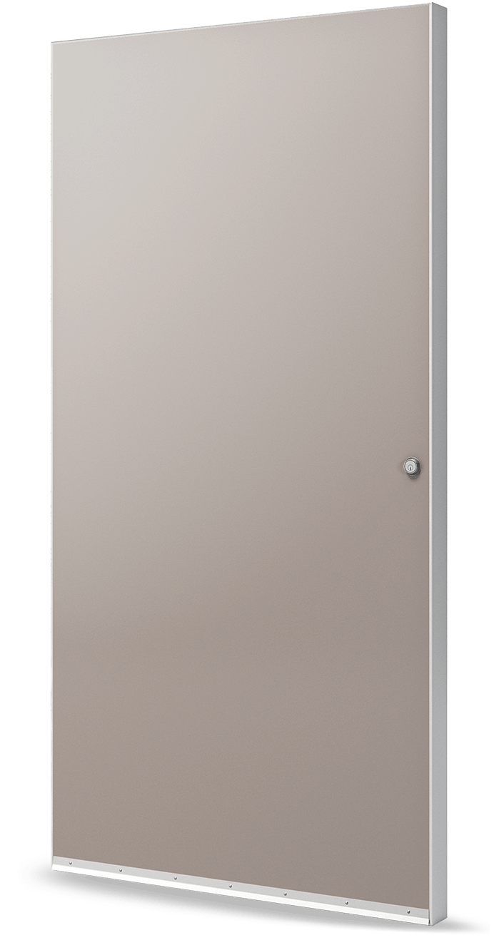 SingCore Fiberglass FRP Extreme Weather Door