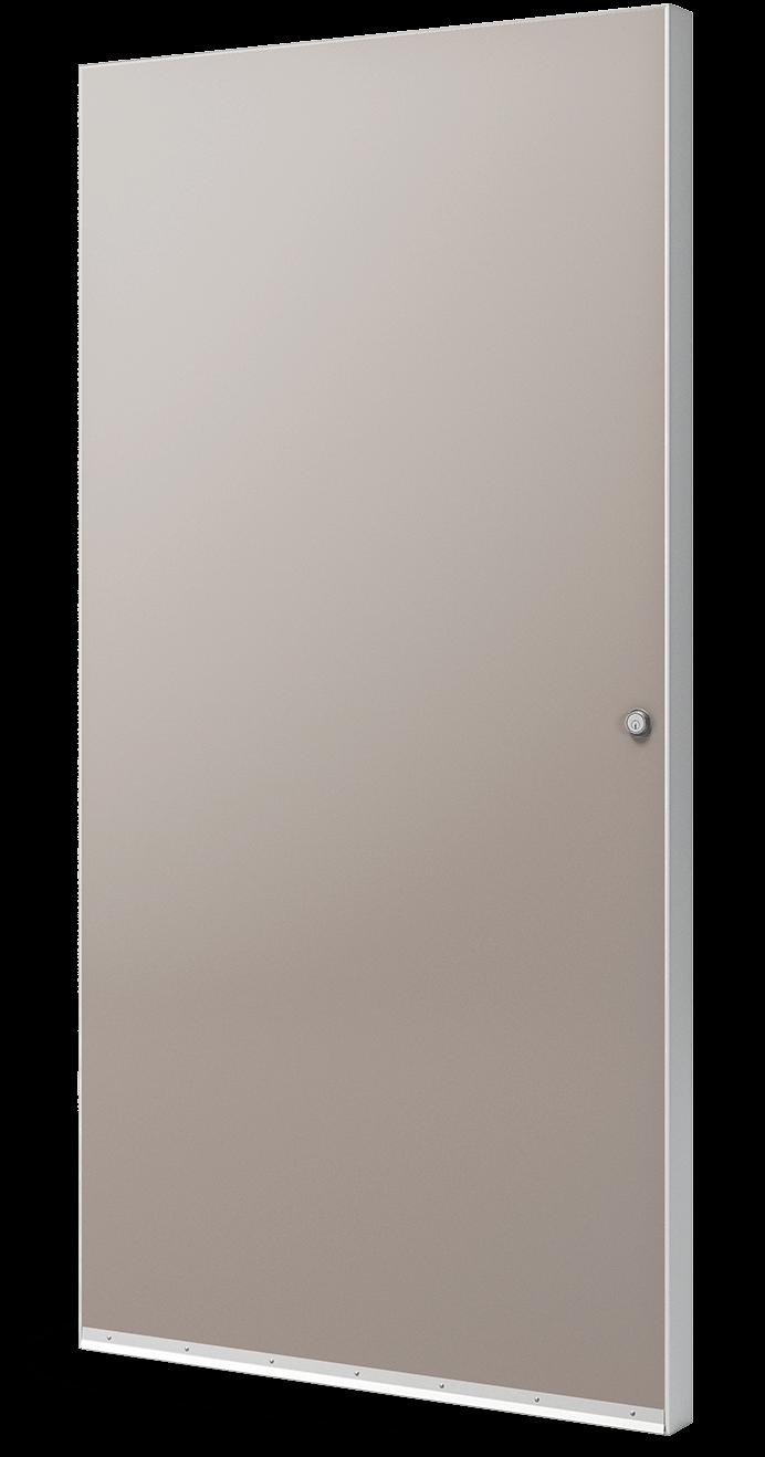 SingCore Fiberglass FRP Extreme Weather Door