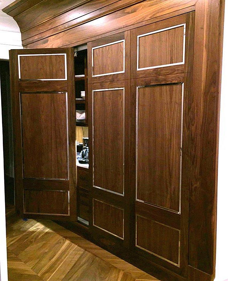 interior-sliding-doors-bi-fold-closet-doors-warp-free-wood-doors-50-yr-guarantee Contemporary